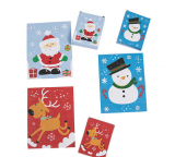 Christmas Character Puzzles
