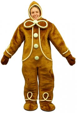 Gingerbread With Hood
