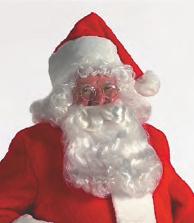 Rental Quality Replacement Santa Hat