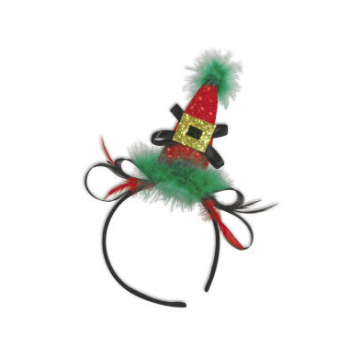 Holiday Hat Headband