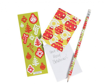 Christmas Stationary Set