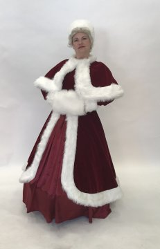 Complete White Christmas Mrs. Claus