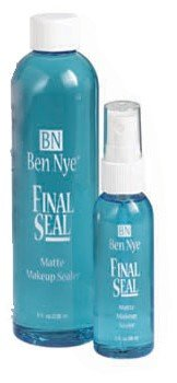 Ben Nye- Final Seal Matte Sealant for Santa Claus