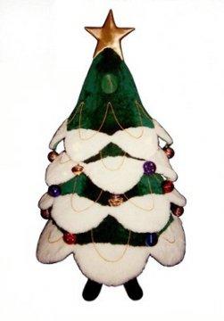 Christmas Tree Mascot Costume