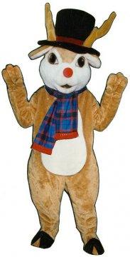 Danny Deer Mascot Costume