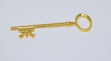 Santa's Magic Golden Key