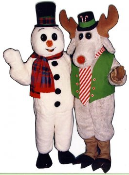 Snowbuddy (On Left Side of Picture)