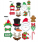 Christmas Photo Prop Signs