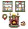 Indoor Christmas Decor Props