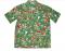 Snowman Holiday Hawaiian Shirt
